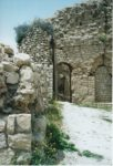 19/30 - Zijvertrekken paleisruïne Firuzabad