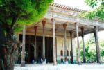 14/30 - Chehel Sotunpaleis ofwel Paleis van de Veertig Zuilen in Esfahan